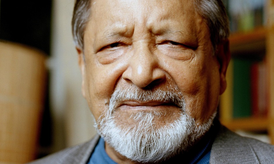 VS Naipaul