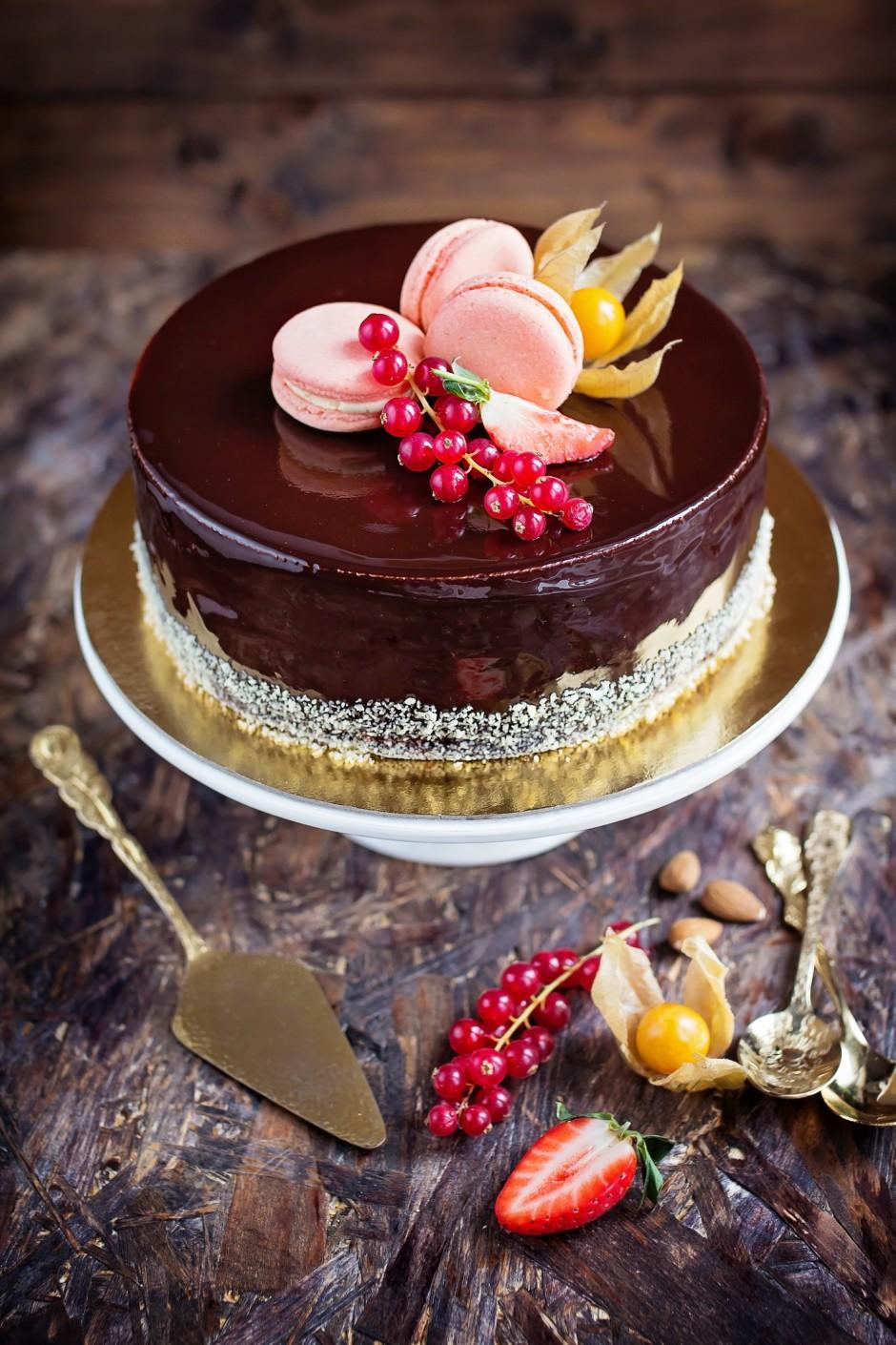 Grace Couture Cakes _ Orchidea Nera