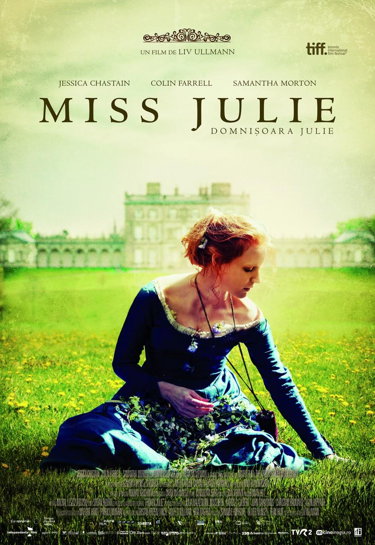Miss Julie_afis