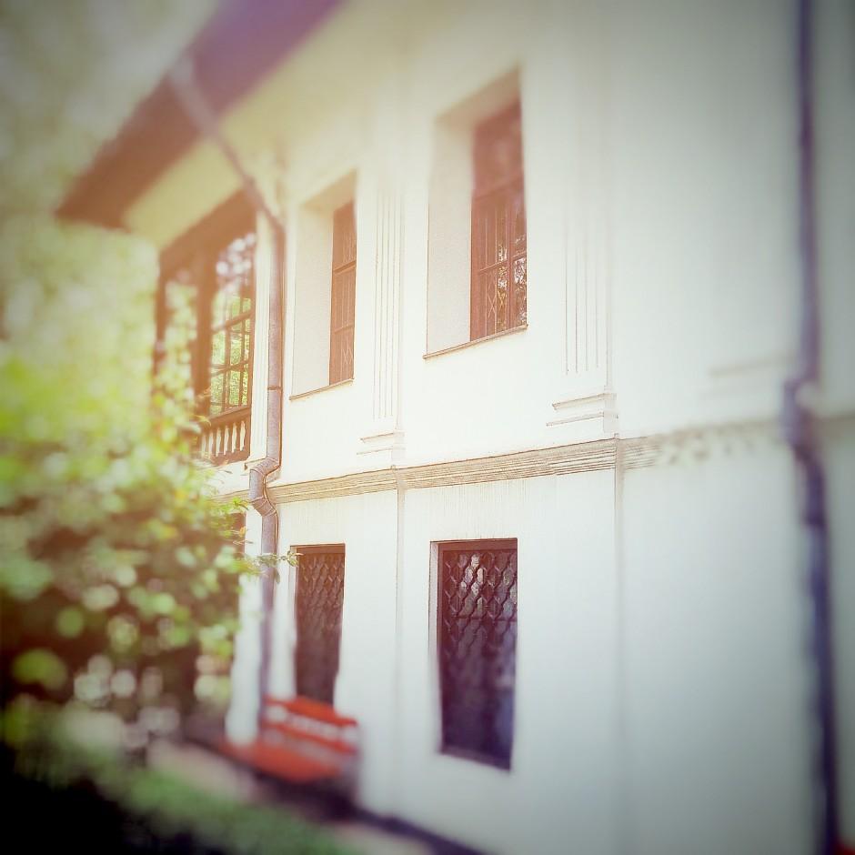 Casa Melik - muzeul Pallady