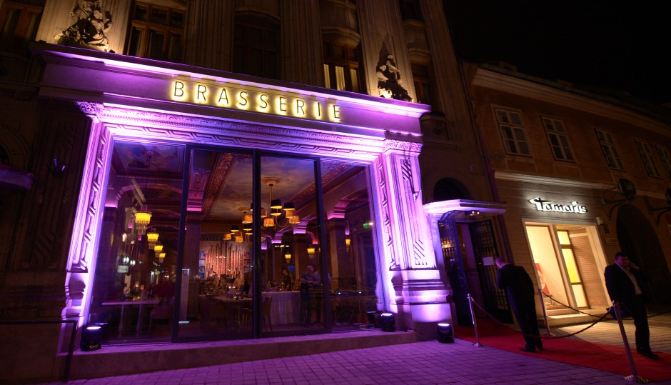 Luther Brasserie & Lounge Brasov