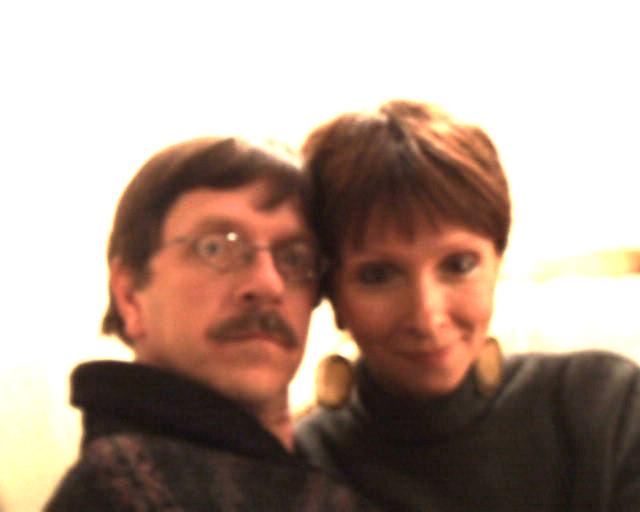 sasha & oana in dec 2000