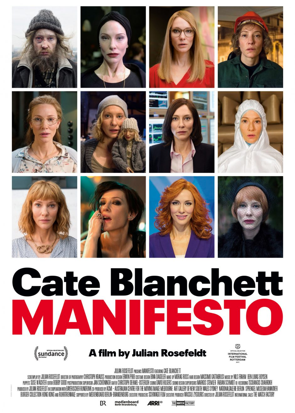 Manifesto-de-Julian-Rosefeldt-Poster