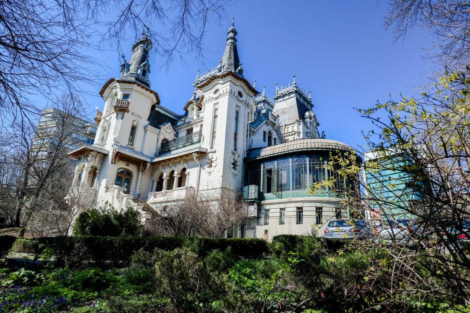 Palatul Cretulescu