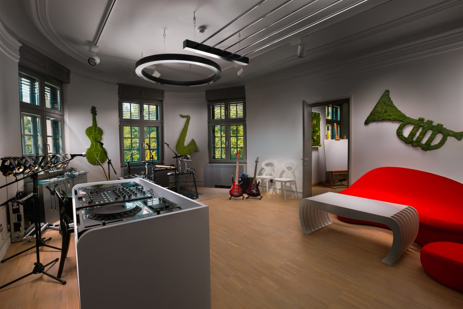 6. Music Room