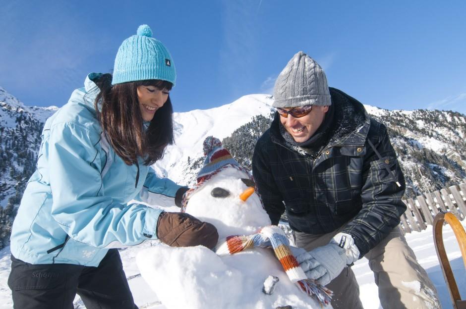 Familien Shooting Winter