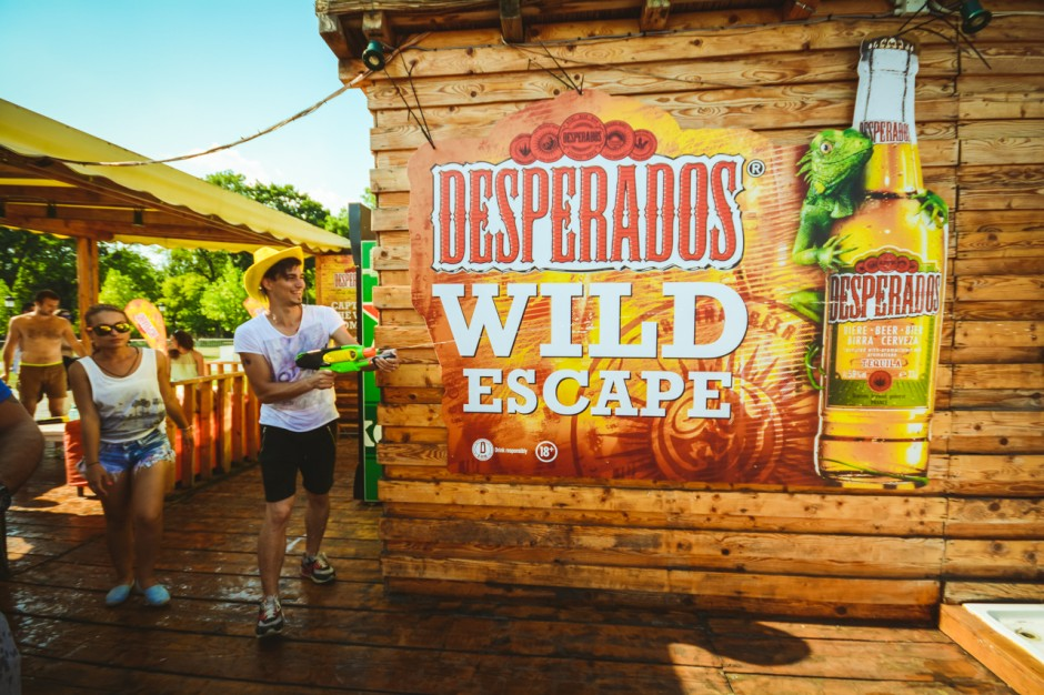 Deperados Wild Escape 5