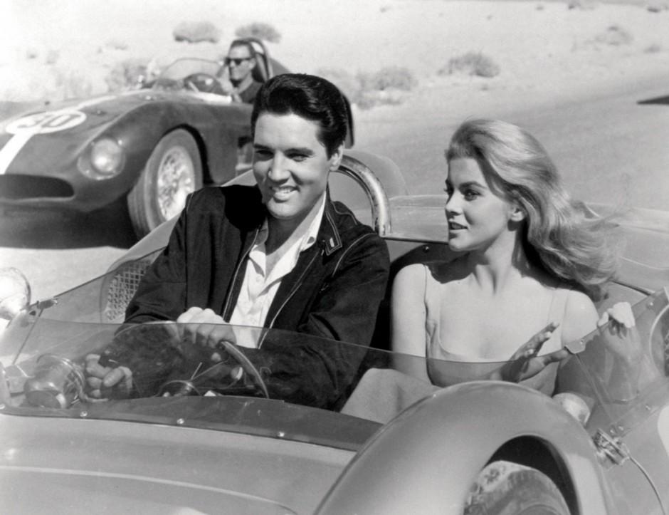 X Elvis Presley