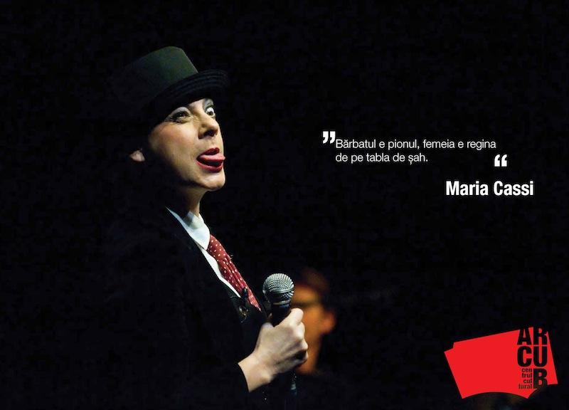 Maria Cassi