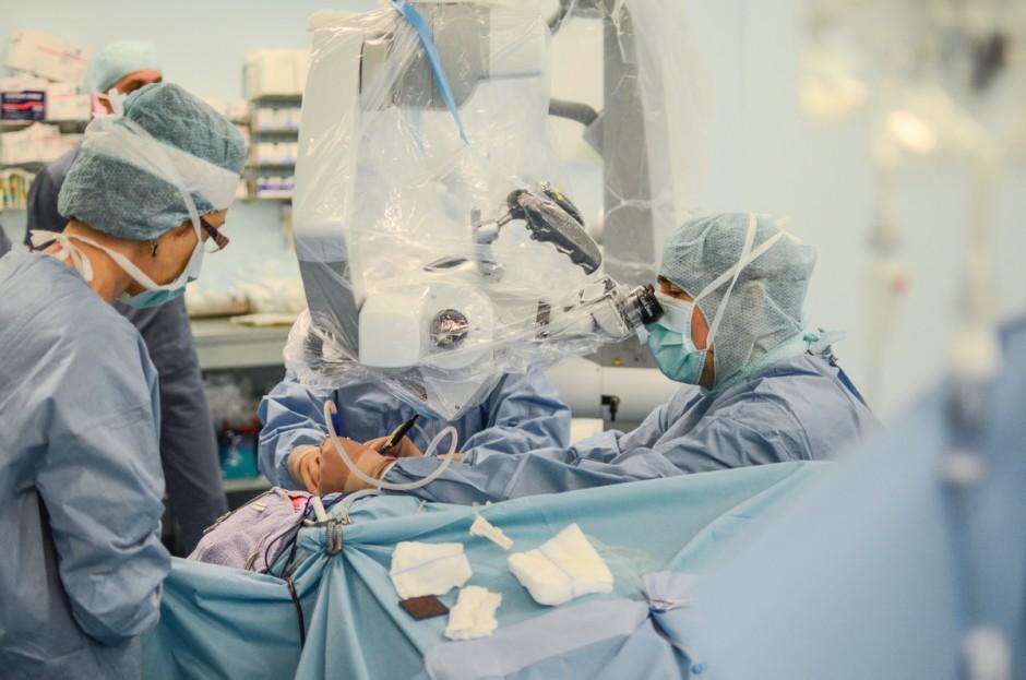 Neurochirurgie, Clinica Polisano