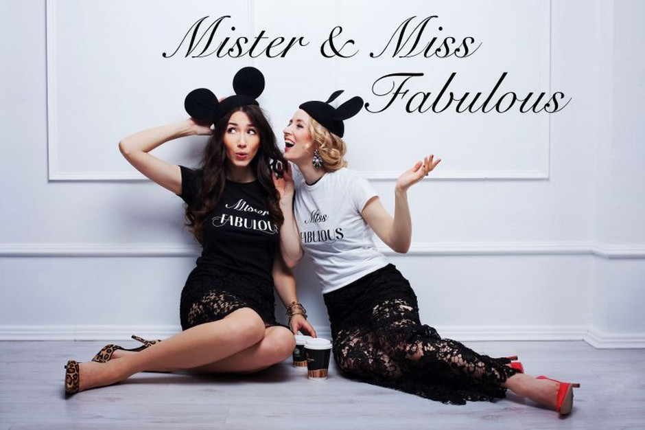 Tricou Miss Fabulous