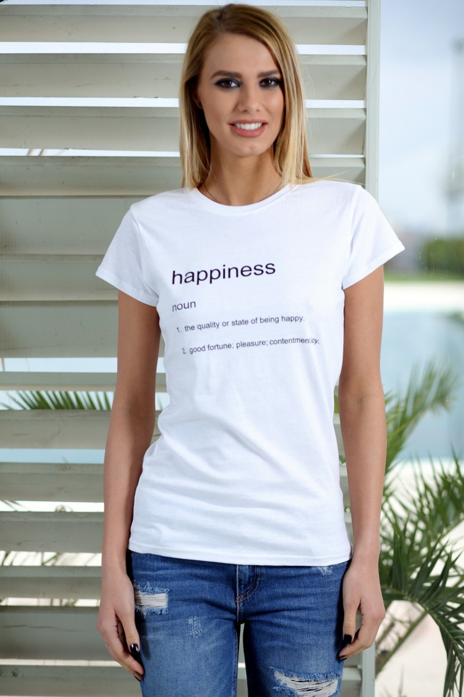 tricou Diva Charms Happiness