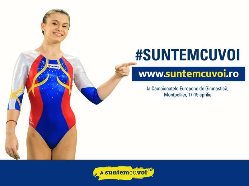 #SuntemCuVoi