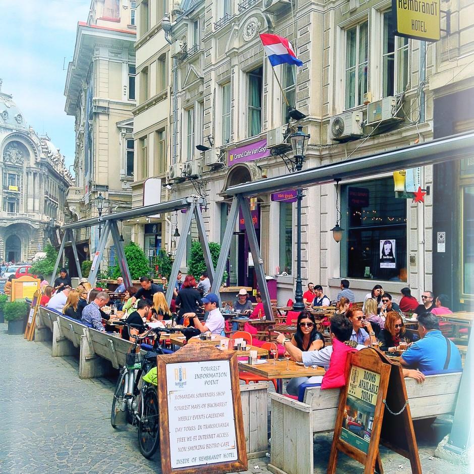 Van Gogh Grand Café