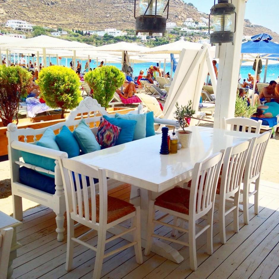 Ornos Beach