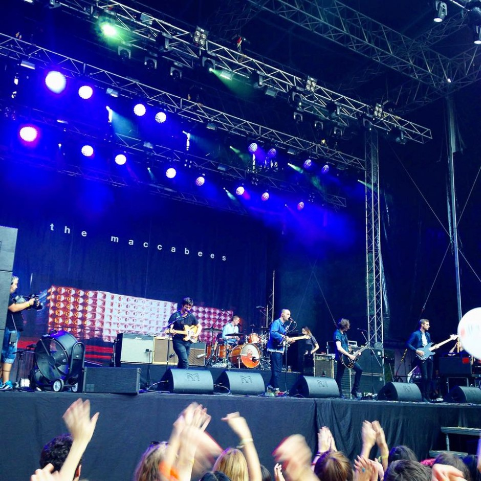 #summerwell #fueledbyburn #themaccabees