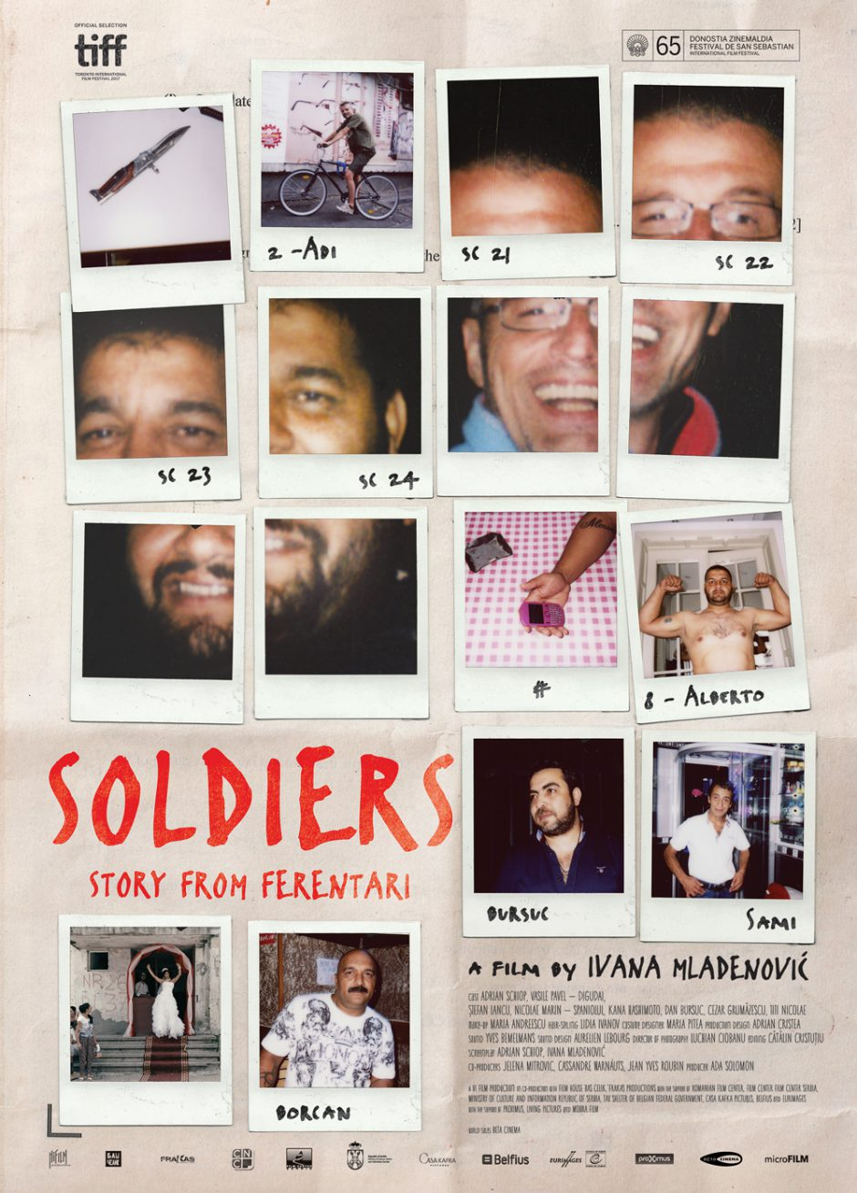 Soldiers POSTER
