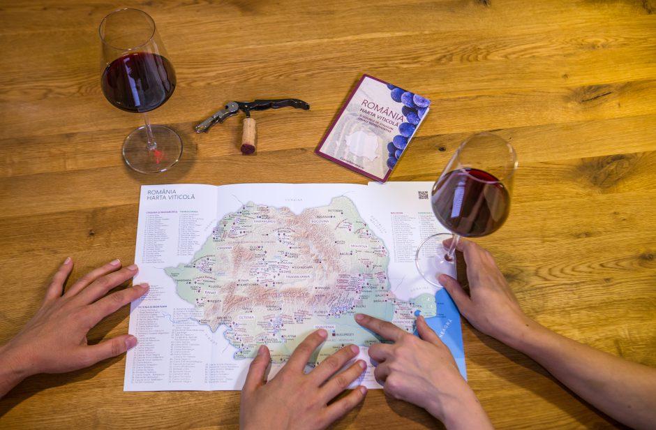 Harta viticola